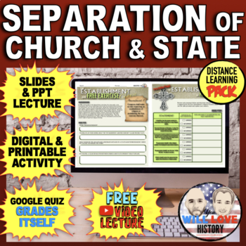 Separation of Church of State Bundle