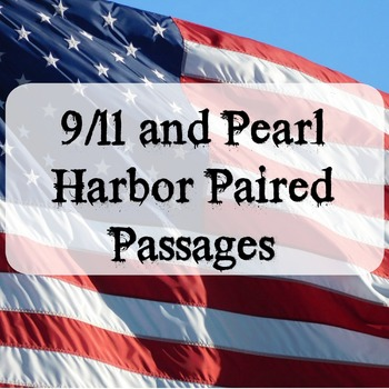 September 11 and Pearl Harbor: Nonfiction vs. Nonfiction P