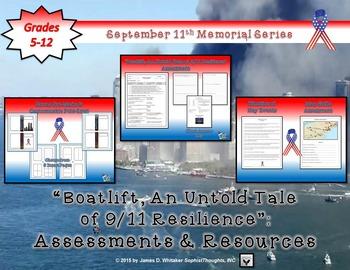 September 11th 9/11 Boatlift Documentary Assessments and R