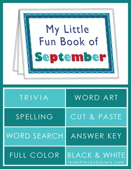 My Little Fun Book of September Helps Reinforce the Months