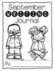 September 5-Finger Check Journals