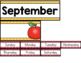 September Circle Time and Calendar Resources