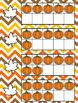 September Fall Back to School Ten Frames
