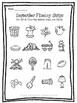 September Fluency Strips