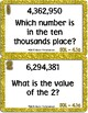 September Math Exit Tickets Free Sample