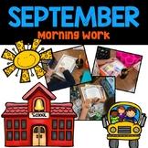 September Morning Work