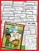 September NO PREP Back To School - Math & Literacy (Third)