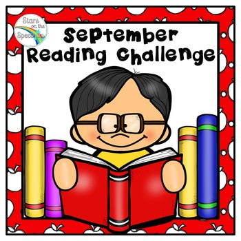 September Reading Challenge * Back to School Reading