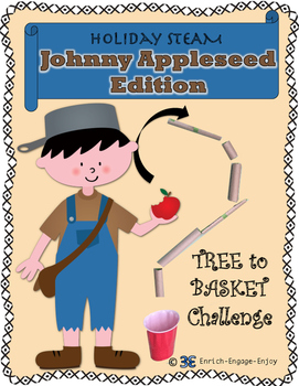September STEM STEAM Challenge: Johnny Appleseed Tree to B