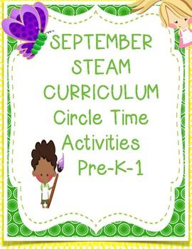September S.T.E.A.M. Circle Time