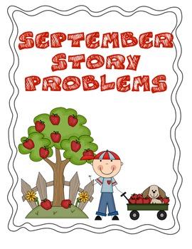 September Story Problems