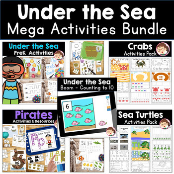 Ocean / Under the Sea Bundle