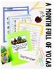 September Vocabulary Unit- For Special Education