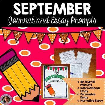 September Writing Bundle