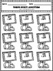 September in Third Grade (NO PREP Math and ELA Packet)