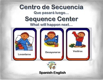 Spanish Sequence / Secuencia, What will happen next... Sta