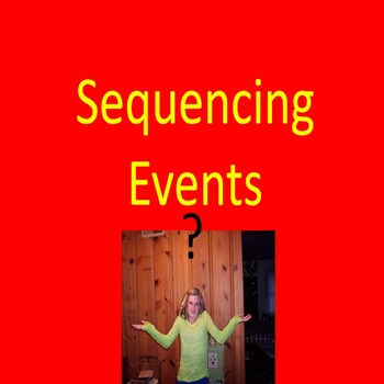Sequence of Events- How To