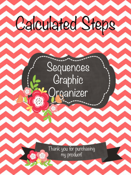 Sequences Graphic Organizer