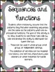 Sequences and Functions Activity