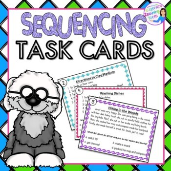 Read and Sequence Scoot game