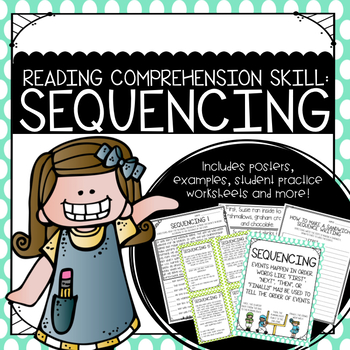 Sequencing {Reading Comprehension Skill}