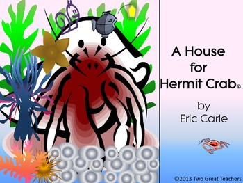 "Sequencing ""A House for Hermit Crab"""