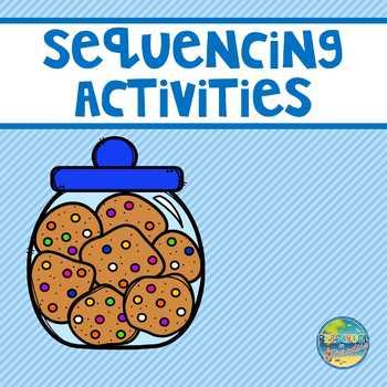 Sequencing Activities--Food