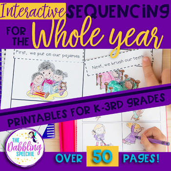 Sequencing Activities For The Whole Year