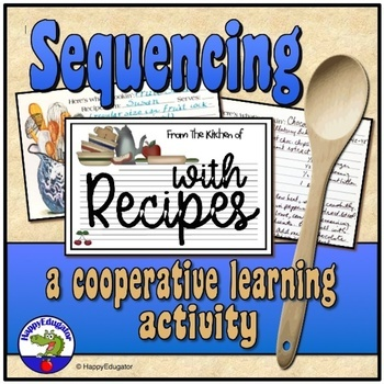 Sequencing Activity Using Recipes