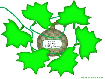 """Sequencing """"Anansi and the Talking Melon"""""""