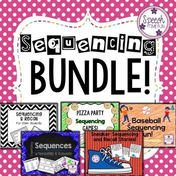 Sequencing BUNDLE!