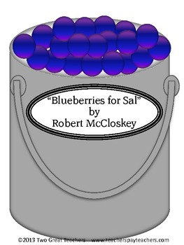 """Sequencing """"Blueberries for Sal"""""""