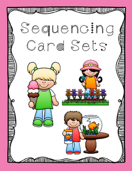 Sequencing Card Sets