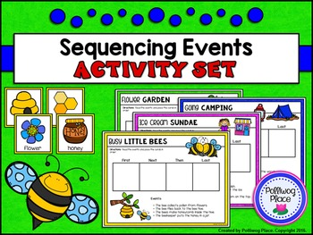 Sequencing Events Activity Set