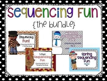 Sequencing Fun  {The Bundle}
