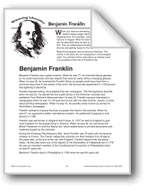 Sequencing Information: Benjamin Franklin