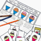 Sequencing Picture Cards - 12 sequence card sets and sorting mat