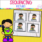 Sequencing Pictures Cards