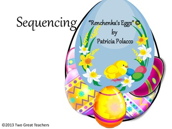"""Sequencing """"Renchenka's Eggs"""" by Patricia Polacco"""