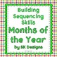 Sequencing Skills Bundle: Alphabet, Numbers, Days, Months,