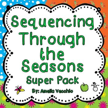 Sequencing Through the Seasons Super Pack