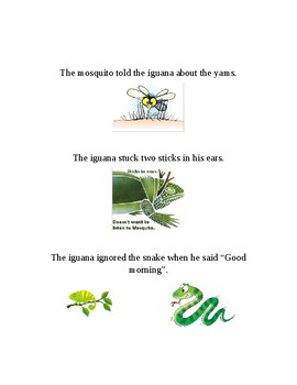 Sequencing- Why Mosquitoes Buzz