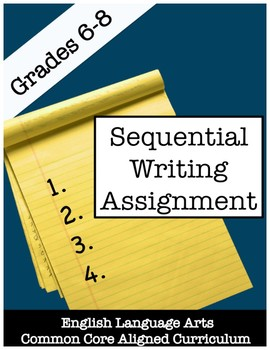 Sequential Writing Packet