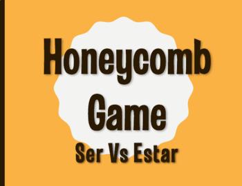 Ser Vs Estar Honeycomb Partner Game