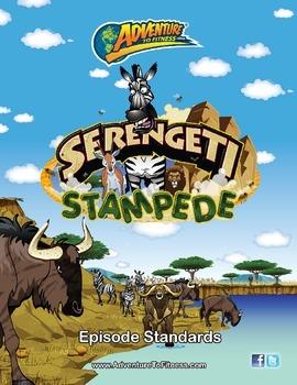 Serengeti Stampede Episode Standards