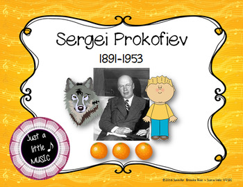 Sergei Prokofiev - his life and music PPT