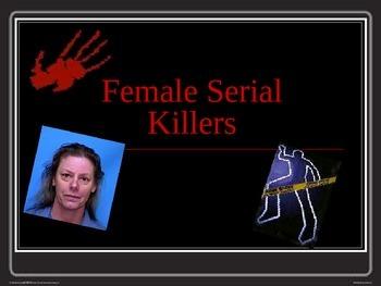 Serial Killers-Women