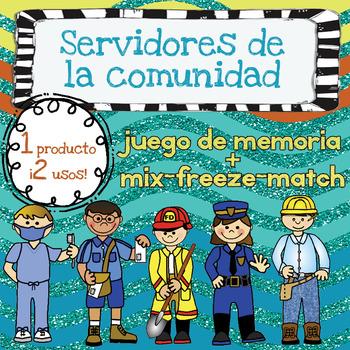 Servidores de la Comunidad - {2 en 1} Mix-Freeze-Match & J