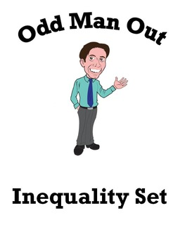 Set of Inequalities - Odd Man Out