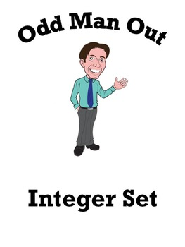 Set of Integers - Odd Man Out
